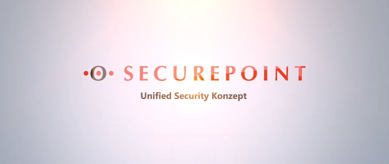 Securepoint - https://www.youtube.com/watch?v=2a7QT_5X8Gg